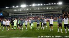 Fussball I UEFA U21 I Deutschland v Niederlande
