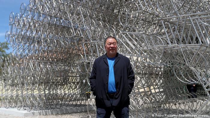 BdTD | Ai Weiweis Ausstellung Rapture in Lissabaon, Portugal