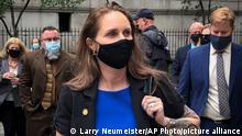 USA   Natalie Mayflower Sours Edwards zu 6 Monaten Gefängnis verurteilt