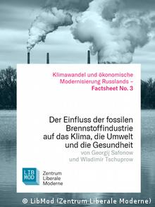 Исследование LibMod о влиянии ТЭК России на климат, экологию и здоровье
