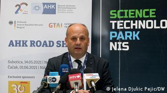 Aleksandar Milićević: Maksimalno ubrzati proces investiranja