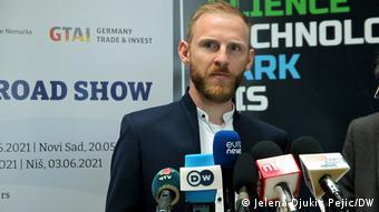 Martin Geber (GTAI): Veliki broj nemačkih preduzeća u ovom trenutku traga za novim lancima isporuke
