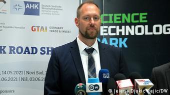 Frank Aleter (AHK): U poslednjih 20 godina, Nemačka je postala najznačajniji trgovinski partner Srbije