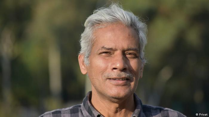 DW Urdu Blogger Muhmmad Akram