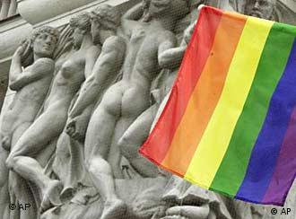 Die Regenbogenfahne: Symbol der Schwulen- und Lesbenbewegung