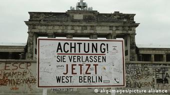 La porte de Brandebourg, Berlin-