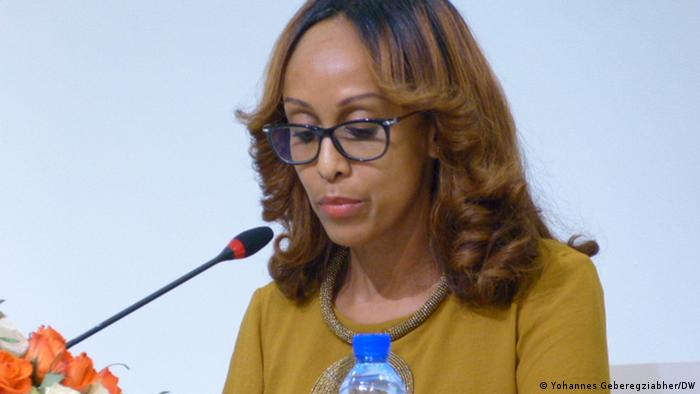 Äthiopien | PK Billene Seyoum | Sprecherin des Premierministers