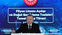 Erdogan verkündet neuen Erdgasfund imSchwarzen Meer