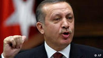 Türkei Verfassungsreform Erdogan