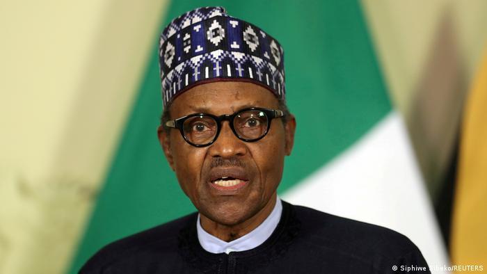 Muhammadu Buhari, Präsident von Nigeria