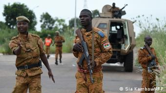 Burkina Faso Symbolbild Anschlag
