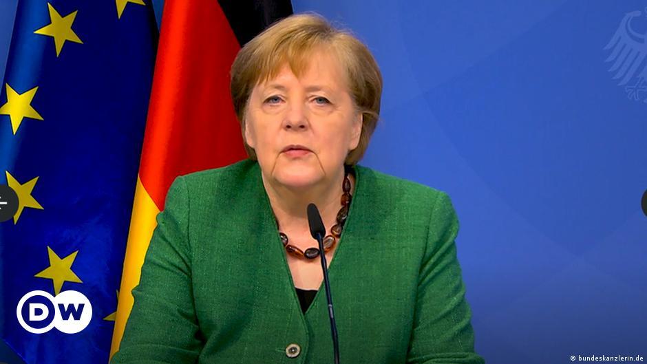 Germany's Merkel: Biodiversity loss has 'catastrophic consequences'