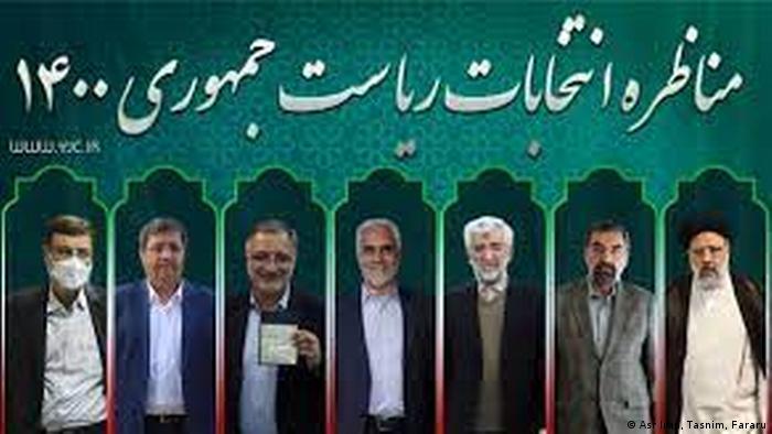 Iran TV Duell