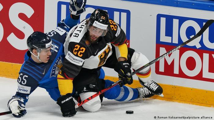 Sport | Eishockey-WM | Finnland - Deutschland