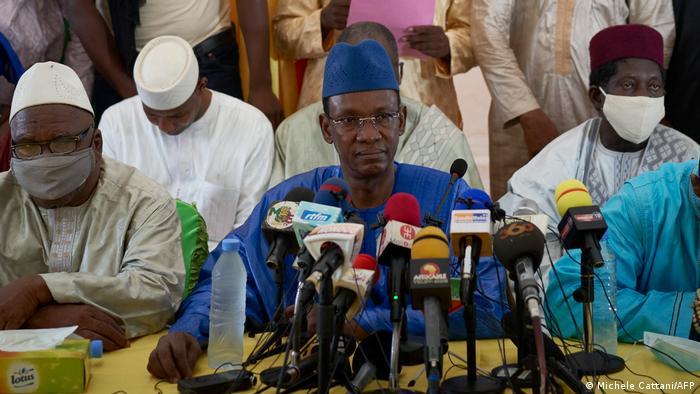 Choguel Maïga nommé Premier ministre du Mali | Afrique | DW | 07.06.2021