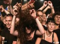 Njemačka mladež na pop-koncertu