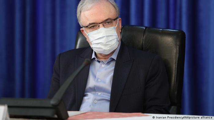 سعید نمکی، وزیر بهداشت جمهوری اسلامی