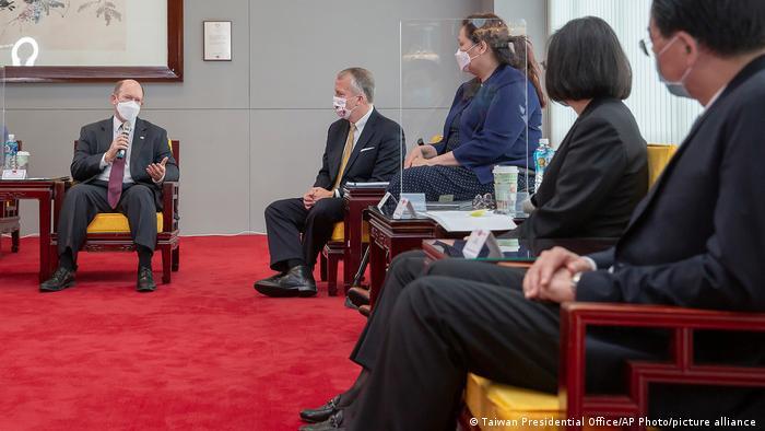 Taiwan   US Senatoren