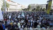 Ungarn Protest gegen Ableger der Fudan-Universität