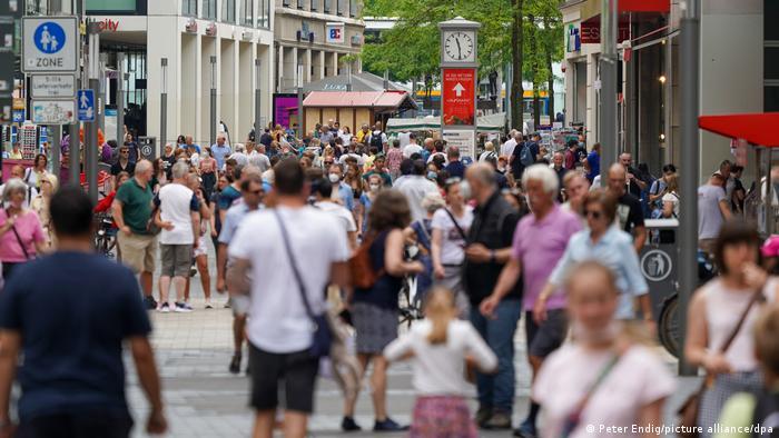 Deutschland Coronavirus Pandemie Lockerungen Leipzig