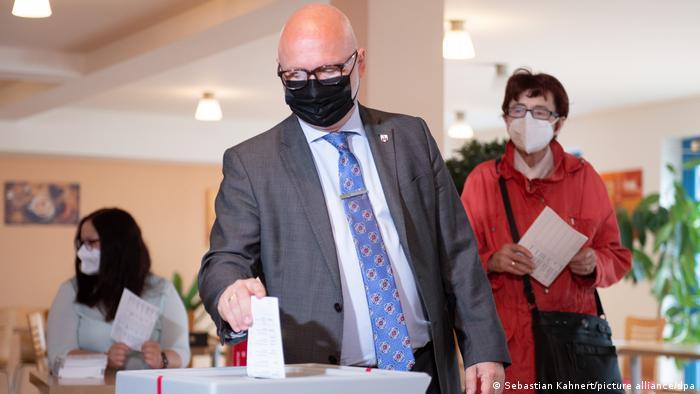 Germania alegeri în Saxonia-Anhalt 2021 Oliver Kirchner