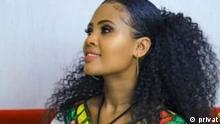 ***ACHTUNG: Bild nur zur mit der Rechteinhaberin abgesprochenen Berichterstattung verwenden!*** ***ACHTUNG: Geringe Auflösung, bitte im Layout beachten!*** via Tsehay Filatie Zebiba is a rising young Ethiopian singer who recently awarded by Addis Music Award in her trendy Amharic single music called Gerager. She is also a well known member of Ethiopian five-piece girls music group called Yegna which advocate female empowerment, oppose violence against women and encourages positive behavior change for girls in Ethiopia Rights: privat