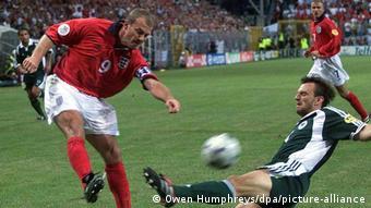 Αγγλία Γερμανία 1-0 το 2000 στο Ευρωπαϊκό Πρωτάθλημα του Βελγίου