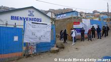Peru Präsidentschaftswahlen 2021