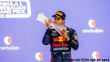 Baku Red Bull Racing PEREZ Sergio Honda RB16B