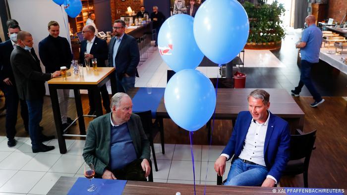Sachsen-Anhalt Landtagswahlen AfD