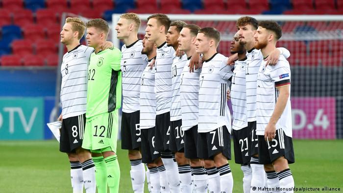 Deutschlands U21 steht vor dem EM-Turnier 2021