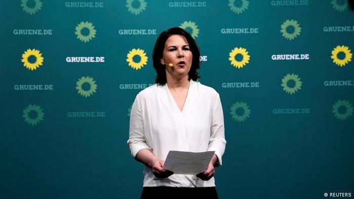 Annalena Baerbock verzi ecologiști