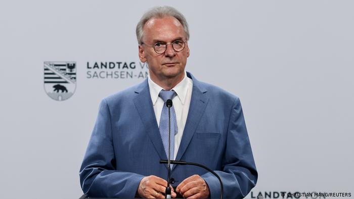 Saxonia-Anhaltină Reiner Haseloff CDU