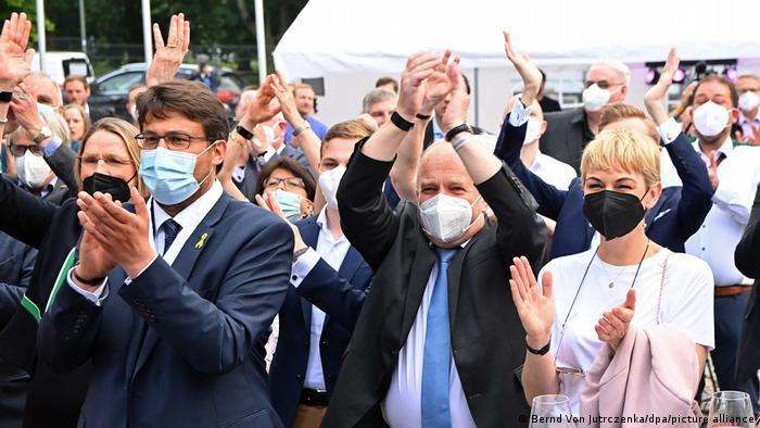 Alegeri Saxonia Anhaltină CDU