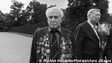 Der letzte Rotarmee-Befreier Auschwitzs David Dushman