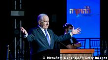 Israel Premierminister Benjamin Netanyahu Israel Benjamin Netanjahu