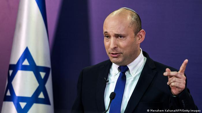 Israel Naftali Bennett Politiker