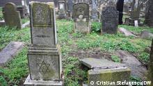 Der jüdische Friedhof in der rumänischen Stadt Husi (350 km nordöstlich von Bukarest) wurde im Frühjahr 2019 verwüstet. Die Ermittlungen zur Auffindung der Täter wurden von den Behörden eingestellt.
