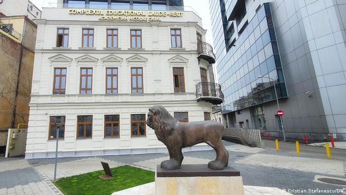 Centrul Laude-Reut de la București