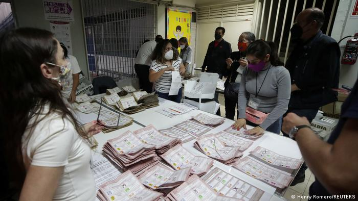 Zwischenwahlen in Mexiko 2021