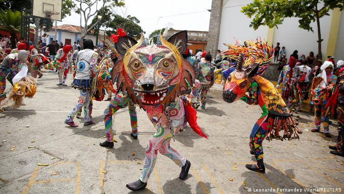 Venezuela Tanzende Teufel