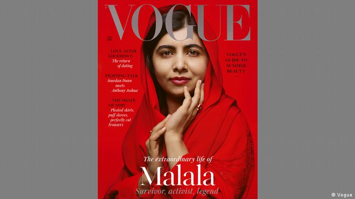 Malala Yousafzai: