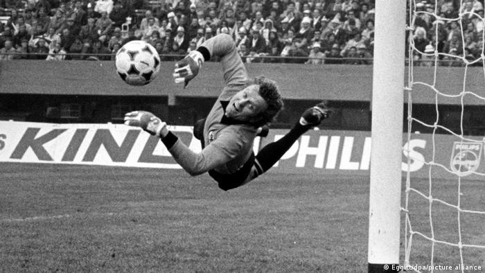 Deutsche Fußball-Torhüter - Sepp Maier