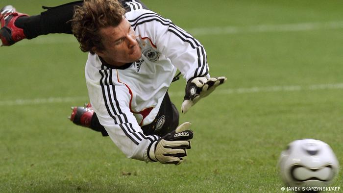 deutsche Fußball-Torhüter - Jens Lehmann 2006
