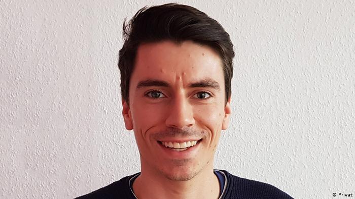 Global Media Forum - GMF Start up-Contest - Markus Buck von Due Dash