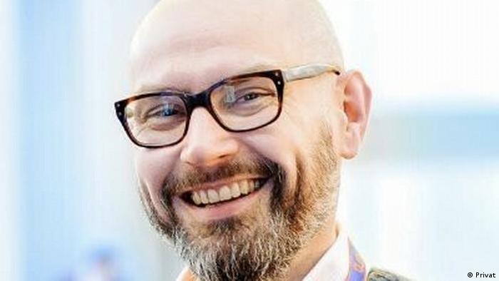 Global Media Forum - GMF Start up-Contest - Klaus-Peter Frahm von Product Field