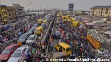 Weltzeit | Traffic Jam in Lagos, Nigeria