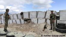 Aserbaidschan |Konflikt in Berg-Karabach
