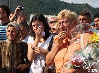 10. juli 1995. Podsjećanje na žrtve Srebrenice