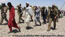 Bildergalerie Truppenabzug Afghanistan | Befreiung Gefangener aus Taliban-Gefängnis